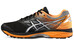 asics Gel-Cumulus 18 G-TX Løbesko orange/sort